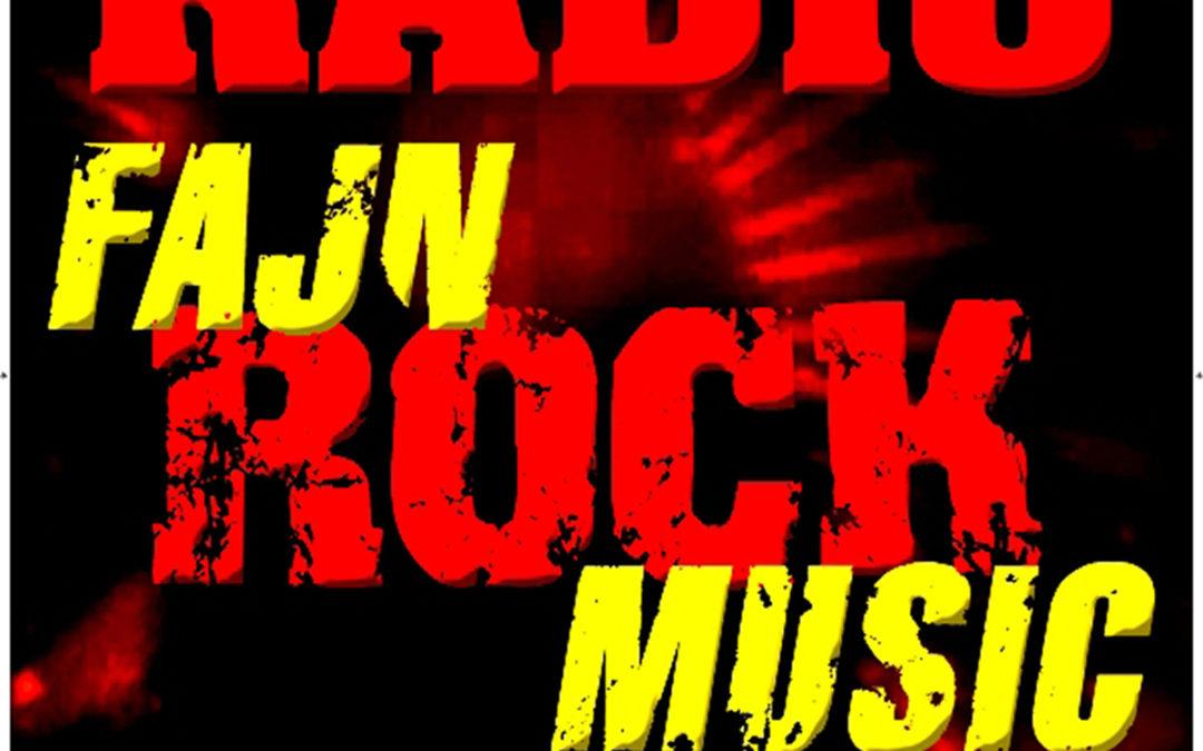 ARTMOSFÉRA ve vysílání Rádio Fajn Rock Music.