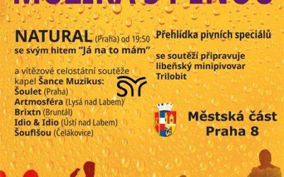 9.10. Praha – Muzika s pěnou